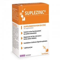 INELDEA СУПЛЕЦИНК / SULPEZINC - аминохелатные цинк и медь - иммунитет и кожа - 60 капсул