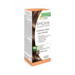 EffiColor Краска-крем Золотистый шатен №43 / COLORING CREAM Golden chestnut n°43