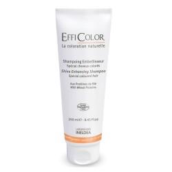 EffiColor Усиливающий блеск шампунь – специальный для окрашенных волос, 250 мл