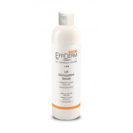 EffiDerm Очищающее молочко балансирующее кожу органическое / Lait Soyeux Dermo-Equilibrant Bio,  300 мл