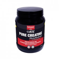 STC КРЕАТИН МОНОГИДРАТ / PURE CREATINE MONOHYDRATE,  1 кг