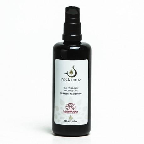Nectarome Масло аргании холодного прессования органическое Экосерт (косметическое и диетологическое применение), 100 мл