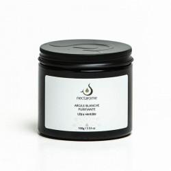 Nectarome Маска для обличчя Біла глина / Argile banche, 300 г