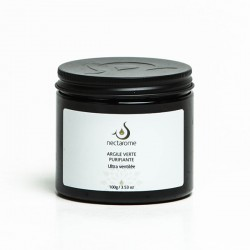 Nectarome Маска для обличчя Зелена глина дрібнодисперсна / Argile verte, 300 г