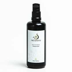 Nectarome Масло кунжута косметическое (холодного прессования) / Huile de Sésame présse à froid (Sesamum indicum), 100 мл