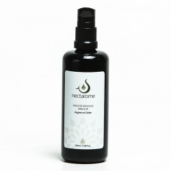Nectarome Масло массажное для похудения аргания + атласский кедр / Huile de massage Amincissante Cedre et Argane, 100 мл
