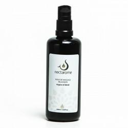 Nectarome Олія для масажу релаксуюча арганія + неролі / Huile de massage Relaxante Néroli  et Argane, 100 мл