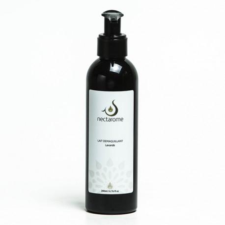 Nectarome Молочко для демакияжа арган + лаванда / Lait démaquillant Lavande, 200 мл