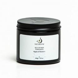 Nectarome Соль для ванн с ЭМ Розмарина и водорослями тонизирующая / Sels de bain au Romarin et Algues, 200 г