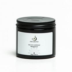 Nectarome Соль морская для гоммажа с пеларгонией / Sels Marins de gommage Pelargonium, 300 г