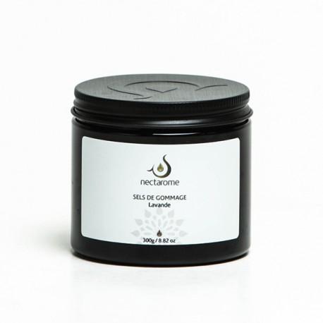 Соль морская для гоммажа с лавандой / Sels Marins de gommage Lavande, 300 г