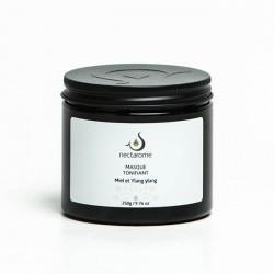 Nectarome Маска мёд + иланг-иланг / Masque au Miel à l'Ylang Ylang, 250 г