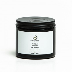 Nectarome Маска мёд + нероли / Masque au Miel et au Neroli, 250 г