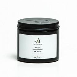 NECTAROME Маска мед + троянда / Masque au Miel et à la Rose, 250 г