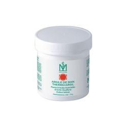 ТЕРМО-АРГИЛ маска-глина с растениями, эфирными маслами и прогреванием «Интенсивный разогрев» для тела, 250 мл