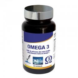НУТРІ ЕКСПЕРТ ОМЕГА 3, 60 капсул / NURIEXPERT OMEGA 3 - сердцево-судинні функції, пам'ять і когнітивні функції