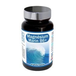 НУТРІ ЕКСПЕРТ МОРСЬКИЙ МАГНІЙ В6+ / NUTRIEXPERT MAGNESIUM MARIN B6+, 60 капсул  - Зняття психічної та фізичної напруги
