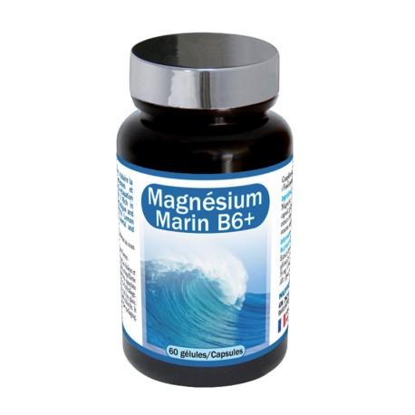 NUTRI EXPERT МОРСКОЙ МАГНИЙ В6+ / MAGNESIUM MARIN B6+, 60 капсул
