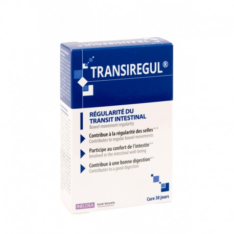 INELDEA ТРАНЗИРЕГУЛ / TRANSIREGUL® - против запоров - 60 капсул