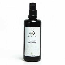 Nectarome Масло массажное укрепляющее аргания + имбирь (мужское) / Huile de massage Fortifiante Gingembre et Argane, 100 мл