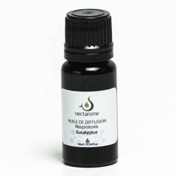 Nectarome Масло для диффузора респираторное эвкалипт / Huile de diffusion Respiratoire a l'Eucalyptus, 10 мл