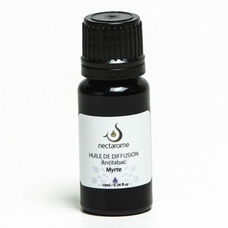 Nectarome Mасло для диффузора анти-табак мирт / Huile de diffusion Purifiante Anti tabac au Myrte, 10 мл