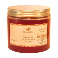 Nectarome Маска мёд + иланг-иланг / Masque au Miel à l'Ylang Ylang, 800 г