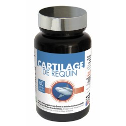 NUTRI EXPERT АКУЛИЙ ХРЯЩ / CARTILAGE DE REQUIN, 60 капсул