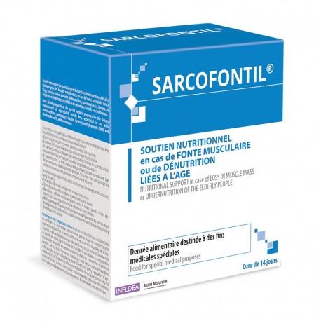 INELDEA САРКОФОНТИЛ / INELDEA SARCOFONTIL® - лечение саркопенического синдрома - 14 саше