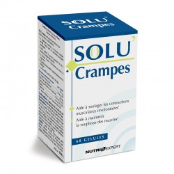 NUTRI EXPERT СОЛЮКРАМПС / SOLUCRAMPES – против судорог, 60 капсул
