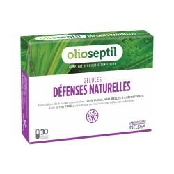 ОЛІОСЕПТІЛ ІМУННИЙ ЗАХИСТ / OLIOSEPTIL DEFENSES NATURELLES, блістер 30 капсул