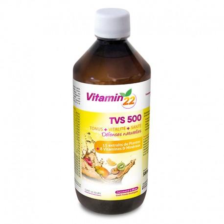 Витамин'22 ТВС / Vitamin'22 TVS, 500 мл - Восстановление и снятие усталости