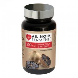 NUTRI EXPERT ЧОРНИЙ ЧАСНИК / AIL NOIR, 60 капсул - підтримка серцево-судинної системи