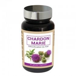 NUTRI EXPERT РАСТОРОПША / CHARDON MARIE, 60 капсул  - чистит печень и поддерживает её функции