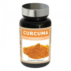 NUTRIEXPERT КУРКУМА СИНЕРДЖИ + / CURCUMA SYNERGY +, 90 капсул  - улучшает состояние суставов