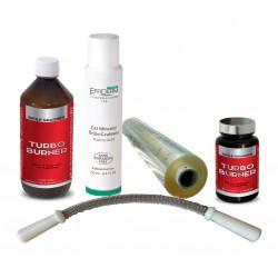 Комплект для антицеллюлитного обёртывания и самомассажа