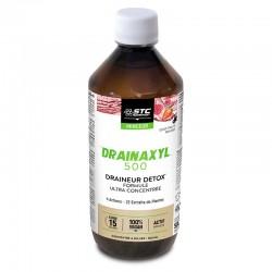 STC ДРАЙНАКСІЛ 500 / STC DRAINAXYL ® 500 - FRUITS ROUGES, 500 мл - Зниження об'ємів і ваги, детоксикація
