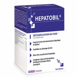 INELDEA ГЕПАТОБИЛ® – дренаж и детоксикация печени / HEPATOBIL - 90 капсул