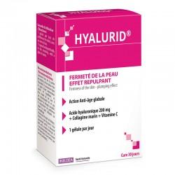INELDEA ГИАЛУРИД® – структурное укрепление кожи, лифтинг и увлажнение / HYALURID®, 30 капсул