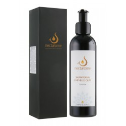 Nectarome Шампунь для жирных волос (лаванда, шалфей и кедр) / Shampooing pour Cheveux gras à la Lavande, 200 мл